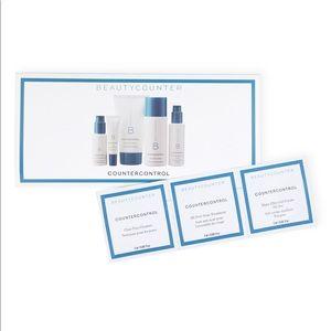 Beautycounter samples of Countercontrol